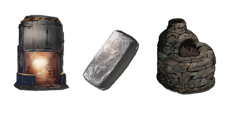 arkモバイル 金属燃焼