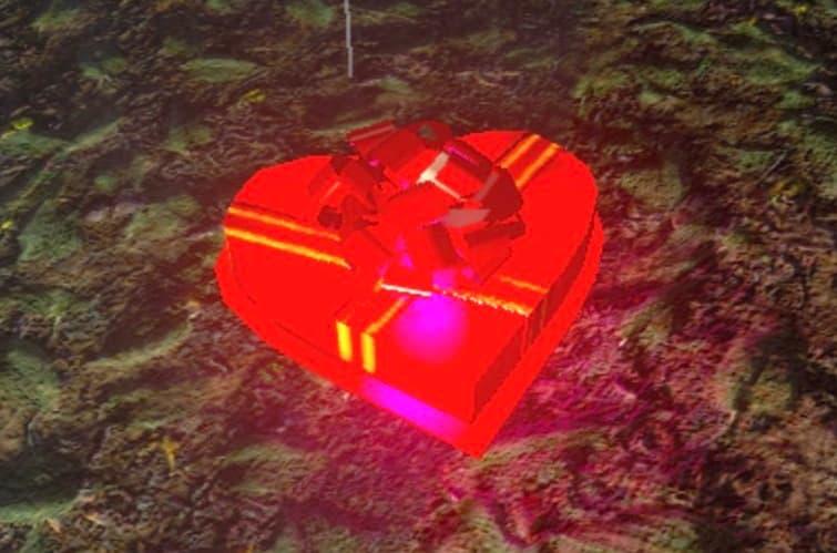 ARKモバイル バレンタインイベント202002