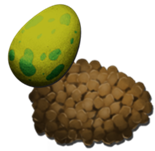 ARKモバイルのディメトロドン(Dimetrodon)のキブル | 作り方や使い道、スーパーキブルなどの詳細