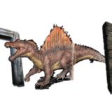 ARKモバイルの門を通れない恐竜一覧!スピノやレックスはゲート枠を通れる?巨大門は?