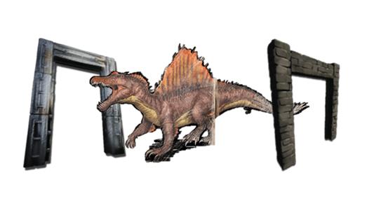 門を通れない恐竜一覧