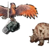 ARKモバイルの資源運搬に適した恐竜一覧!金属や黒曜石など重量軽減できる最高の運搬屋は誰!