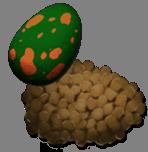 サルコスクス(Sarcosuchus)のキブル | ARK mobile