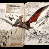 ARKモバイルのプテラノドン(Pteranodon) | 基本情報やキブル・テイム方法・出現場所など