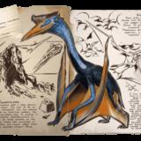 ARKモバイルのケツァルコアトルス(Quetzalcoatlus) | 基本情報やキブル・テイム方法・出現場所など