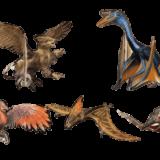 ARKモバイルの飛行生物5種類を比較!移動や運搬、戦闘でおすすめの恐竜は?