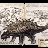 ARKモバイルのアンキロサウルス(Ankylosaurus) | 基本情報やキブル・テイム方法・出現場所など
