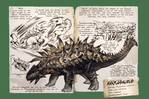 アンキロサウルス | ARK mobile