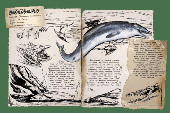 バシロサウルス | ARK mobile