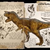 ARKモバイルのカルノタウルス(Carnotaurus) | 基本情報やキブル・テイム方法・出現場所など