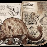 ARKモバイルのドエディクルス(Doedicurus) | 基本情報やキブル・テイム方法・出現場所など