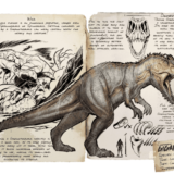ARKモバイルのギガノトサウルス(Giganotosaurus) | 基本情報やキブル・テイム方法・出現場所など