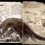 ARKモバイルのモササウルス(Mosasaurus) | 基本情報やキブル・テイム方法・出現場所など