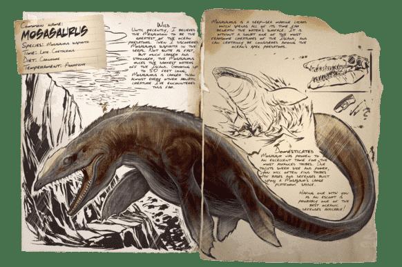 モササウルス | ARK mobile