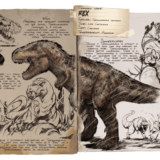 ARKモバイルのレックス(Rex) | 基本情報やキブル・テイム方法・出現場所など