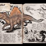 ARKモバイルのスピノサウルス(Spinosaur) | 基本情報やキブル・テイム方法・出現場所など