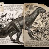 ARKモバイルのテリジノサウルス(Therizinosaur) | 基本情報やキブル・テイム方法・出現場所など