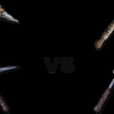 ARKモバイルの資源採取でのピッケルとオノの違い!知っておくと効率的な資源採取に便利!